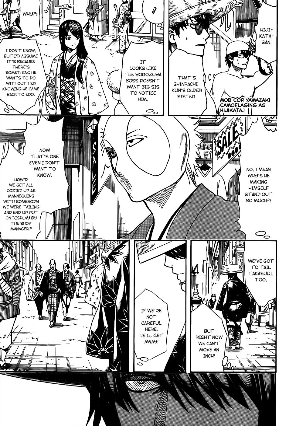 Gintama Chapter 684  Online Free Manga Read Image 3