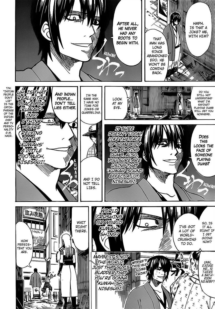 Gintama Chapter 685  Online Free Manga Read Image 10