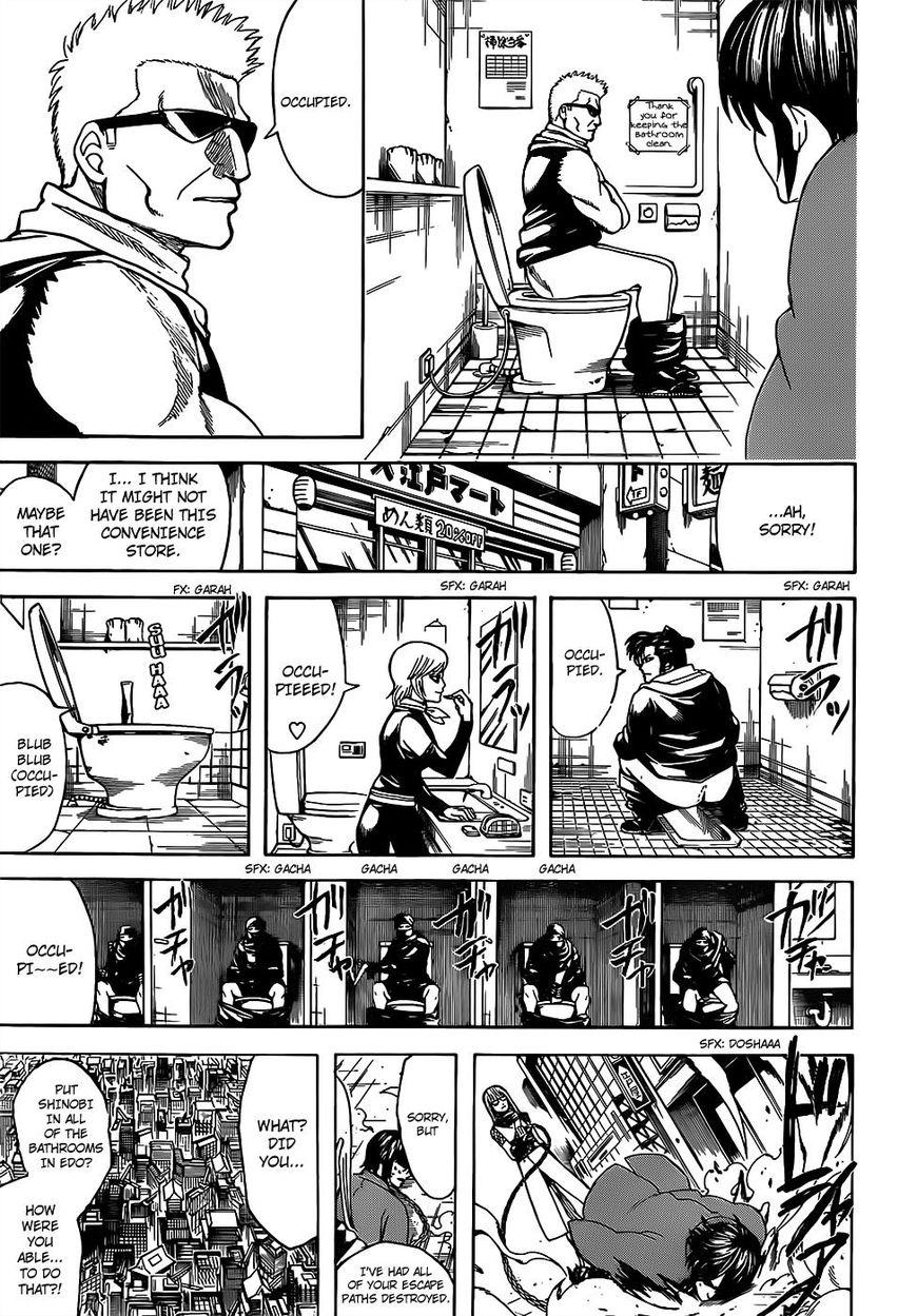 Gintama Chapter 685  Online Free Manga Read Image 13