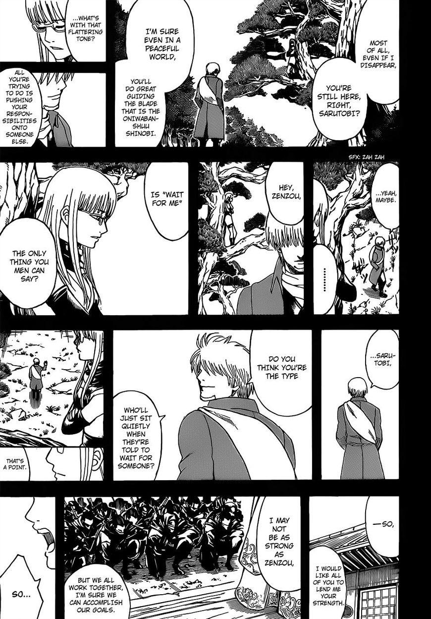 Gintama Chapter 685  Online Free Manga Read Image 15