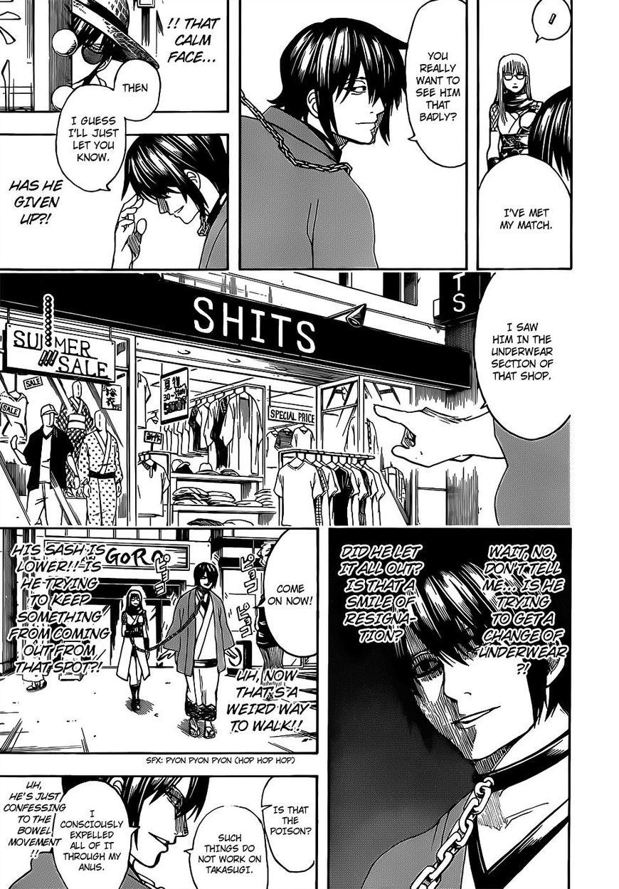 Gintama Chapter 685  Online Free Manga Read Image 17