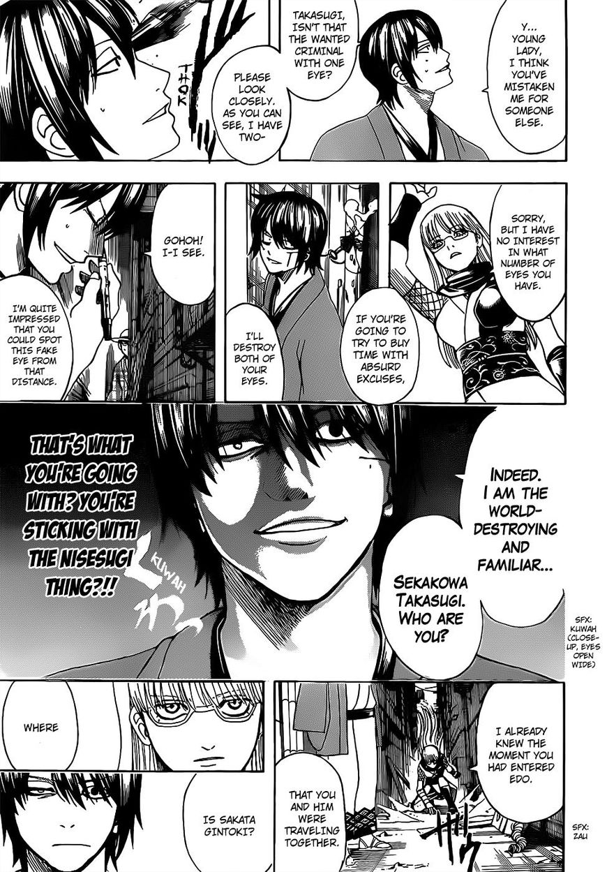Gintama Chapter 685  Online Free Manga Read Image 9