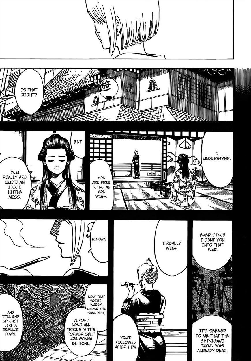 Gintama Chapter 686  Online Free Manga Read Image 13