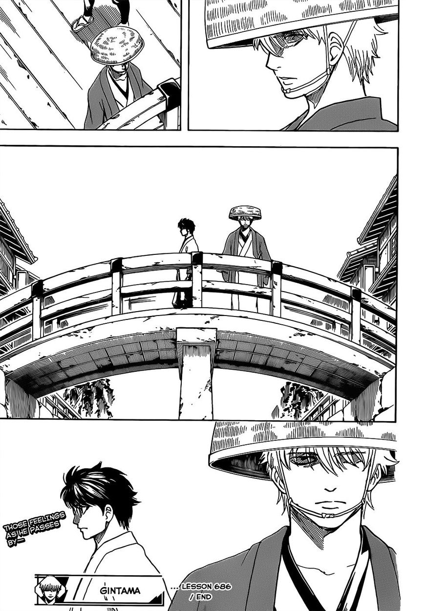 Gintama Chapter 686  Online Free Manga Read Image 19
