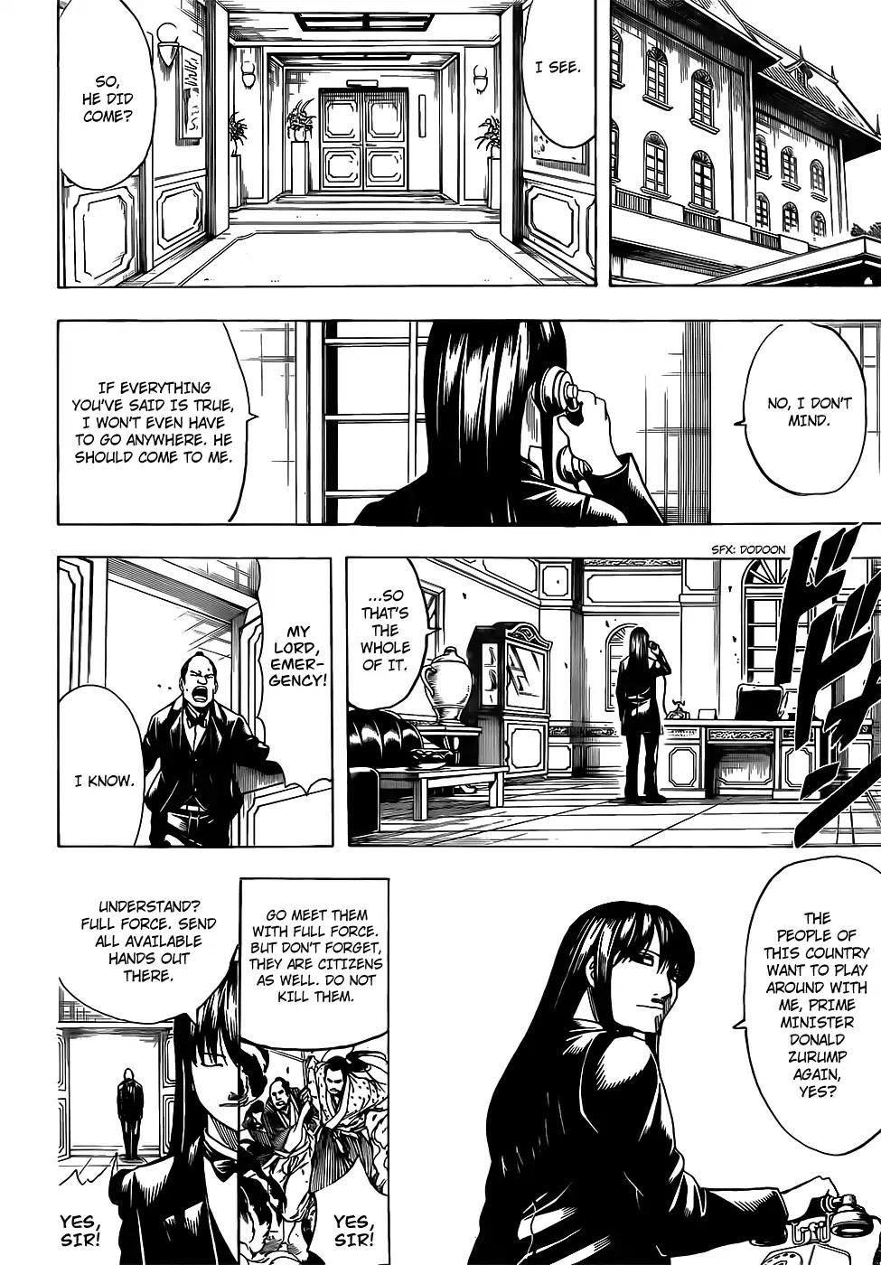 Gintama Chapter 688  Online Free Manga Read Image 20