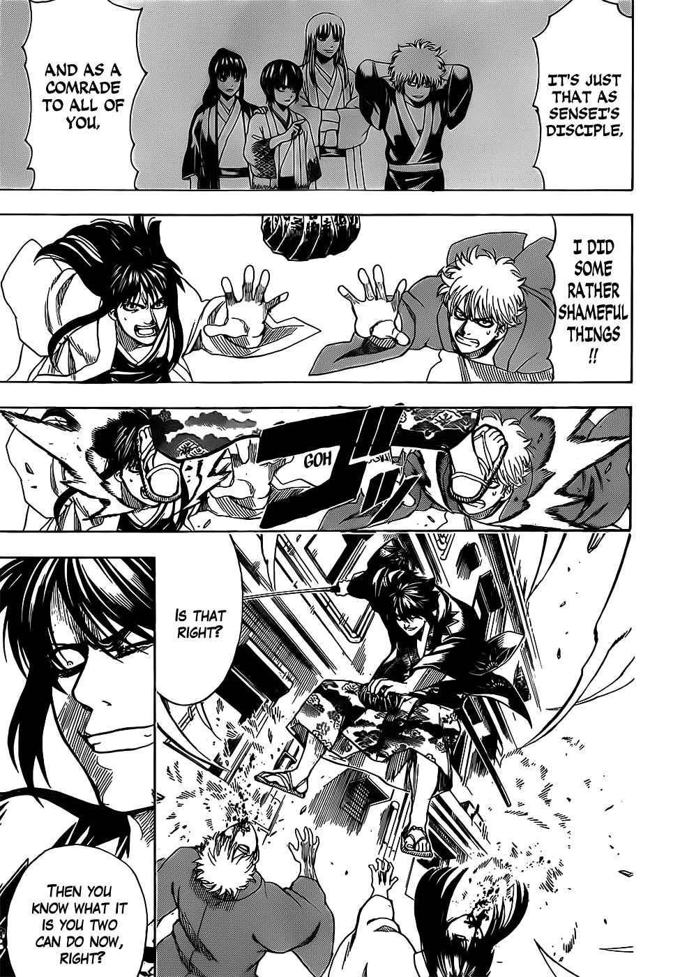 Gintama Chapter 691  Online Free Manga Read Image 11