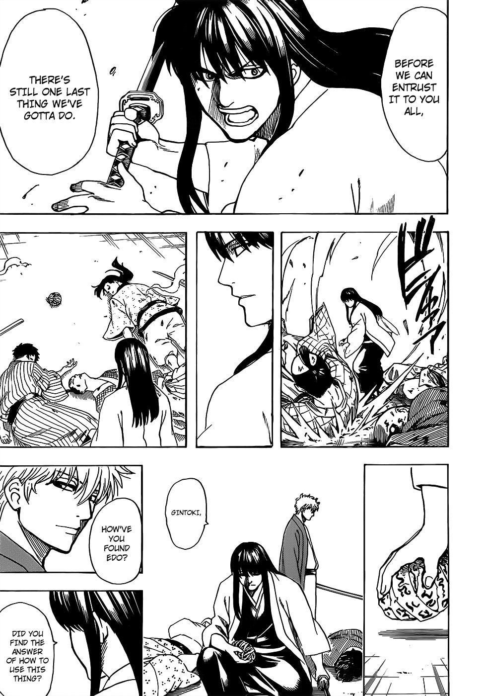 Gintama Chapter 691  Online Free Manga Read Image 17