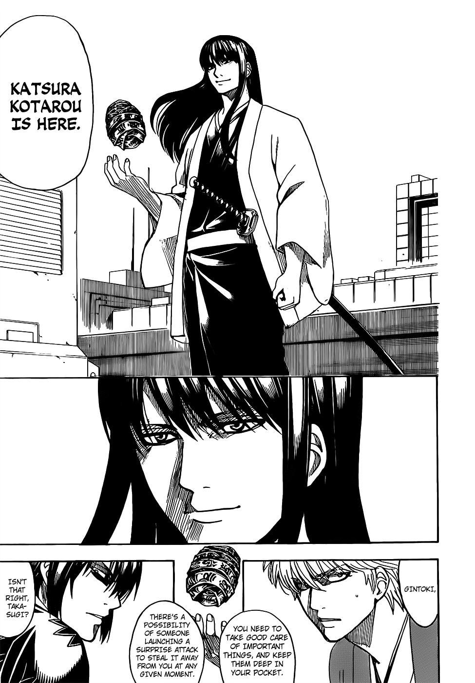 Gintama Chapter 691  Online Free Manga Read Image 7