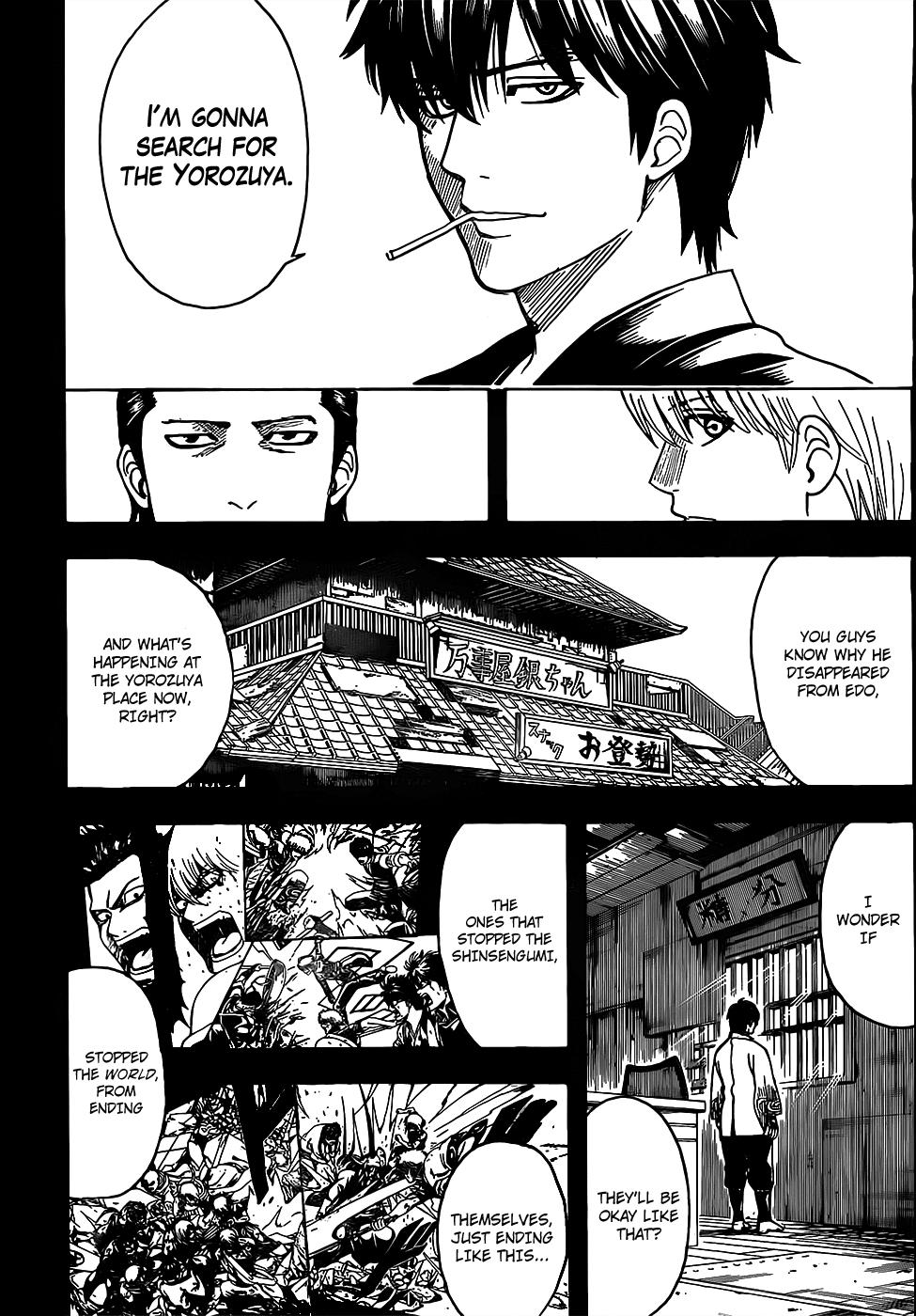 Gintama Chapter 692  Online Free Manga Read Image 12
