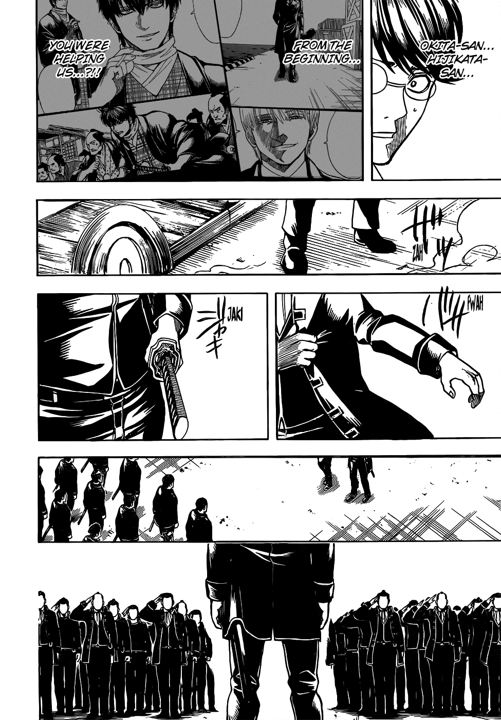 Gintama Chapter 692  Online Free Manga Read Image 18