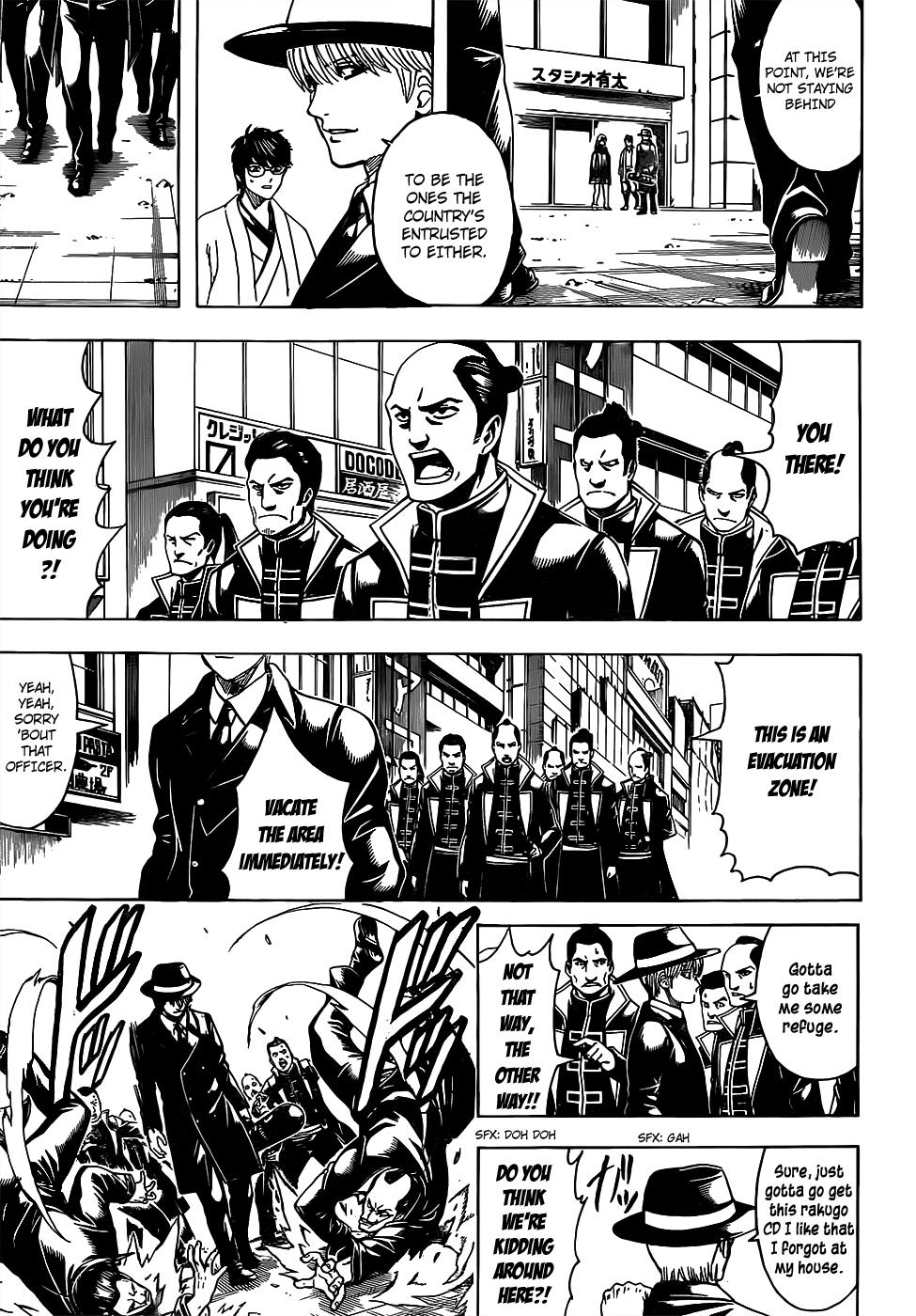 Gintama Chapter 692  Online Free Manga Read Image 5