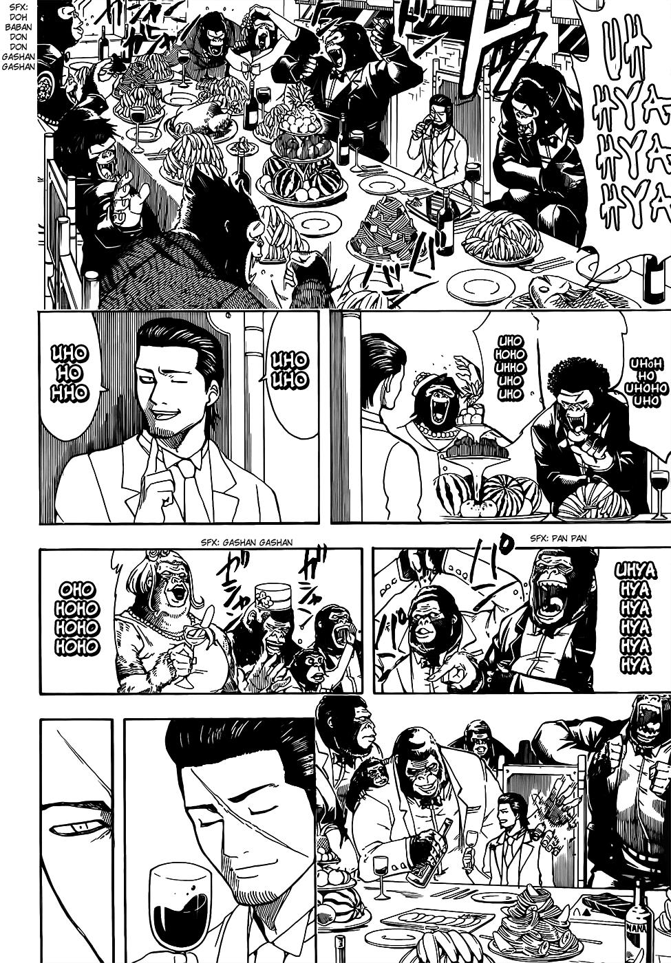 Gintama Chapter 693  Online Free Manga Read Image 4