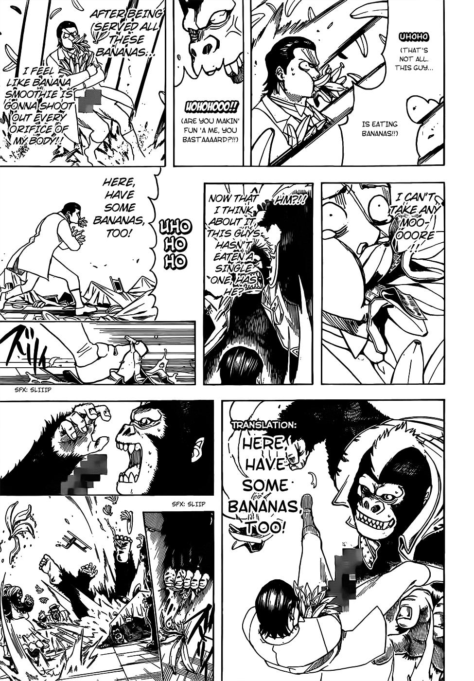 Gintama Chapter 694  Online Free Manga Read Image 9