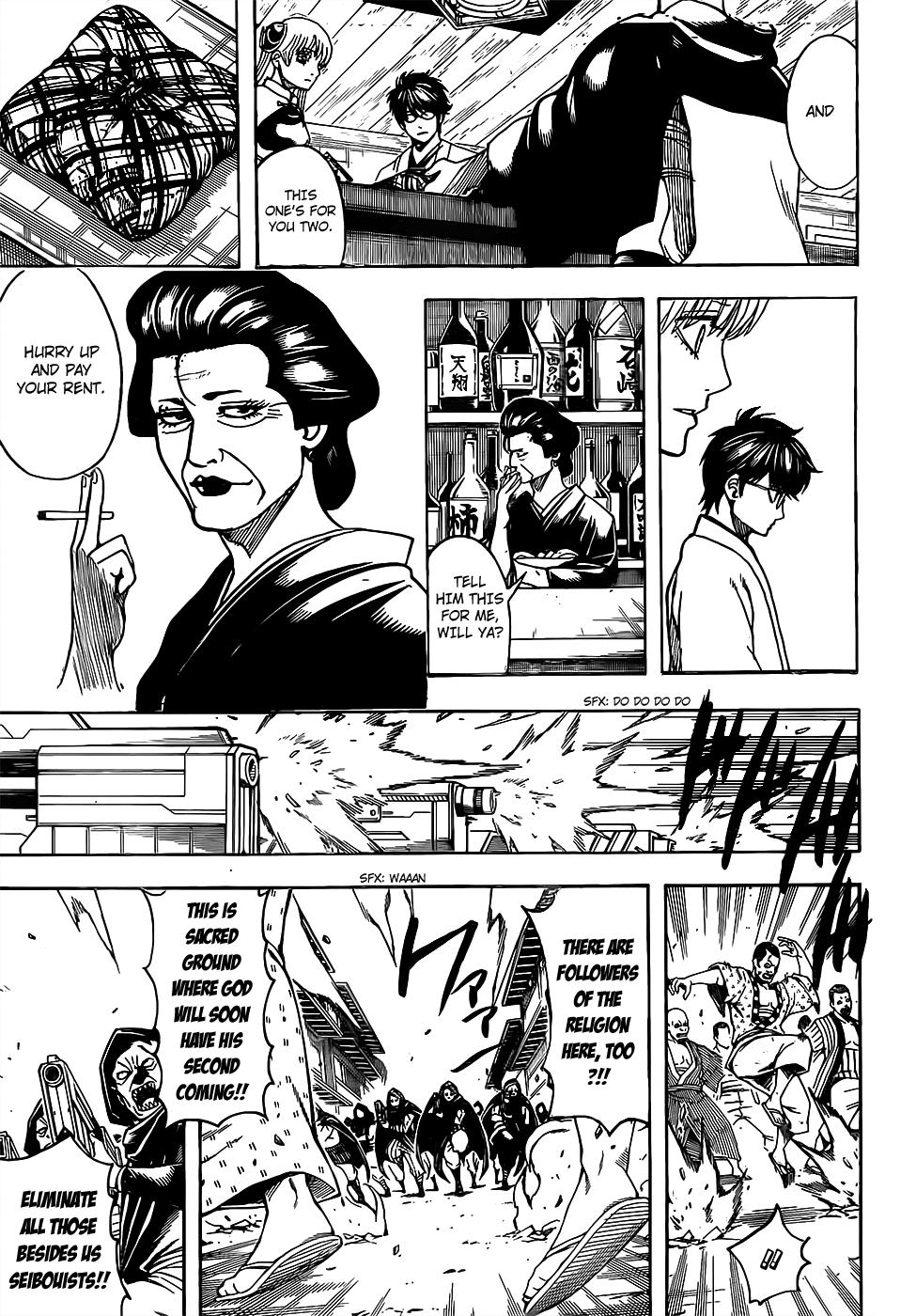 Gintama Chapter 698  Online Free Manga Read Image 5