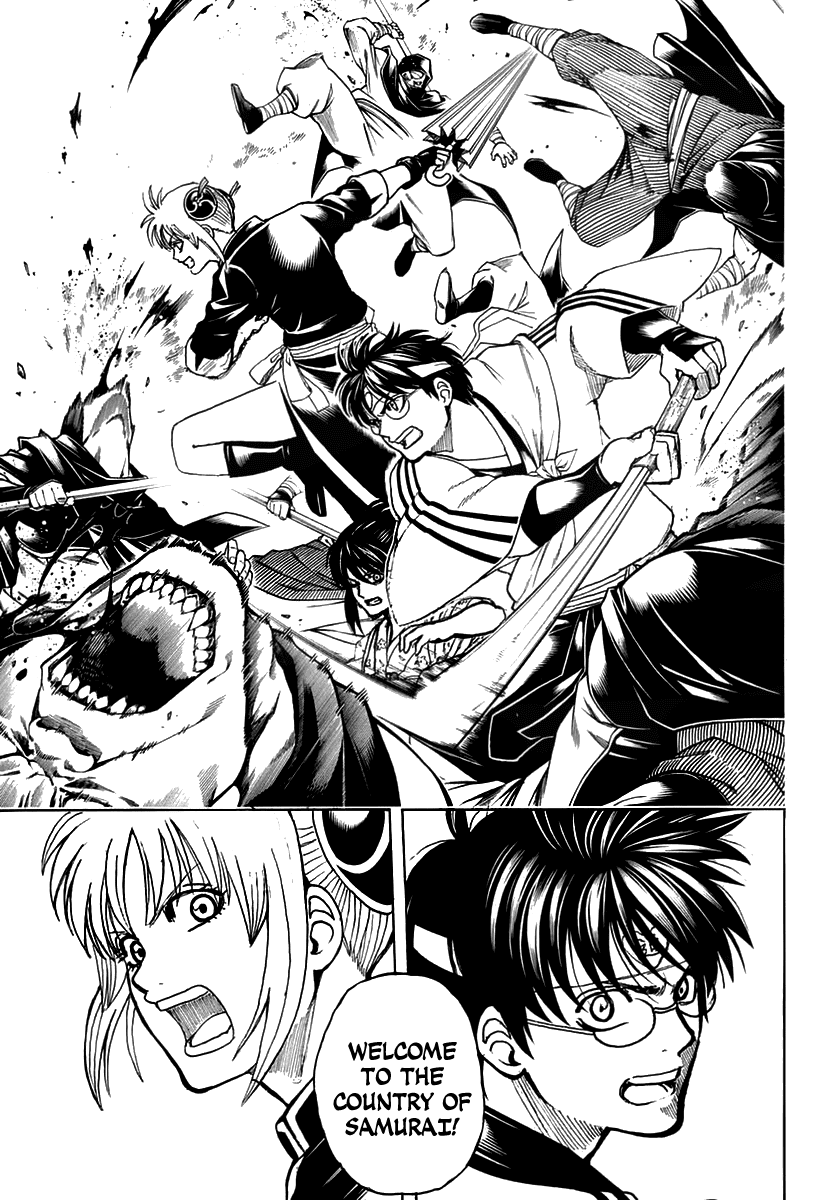 Gintama Chapter 699  Online Free Manga Read Image 31