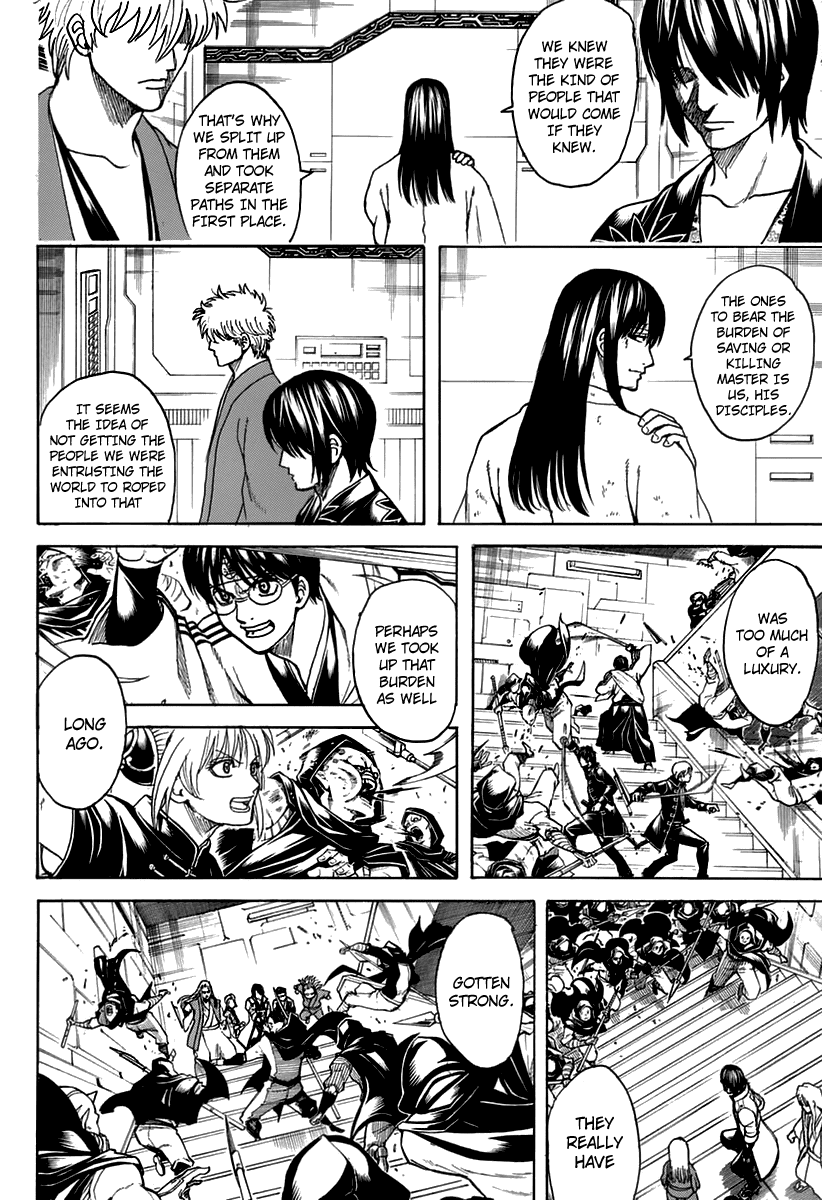 Gintama Chapter 699  Online Free Manga Read Image 40