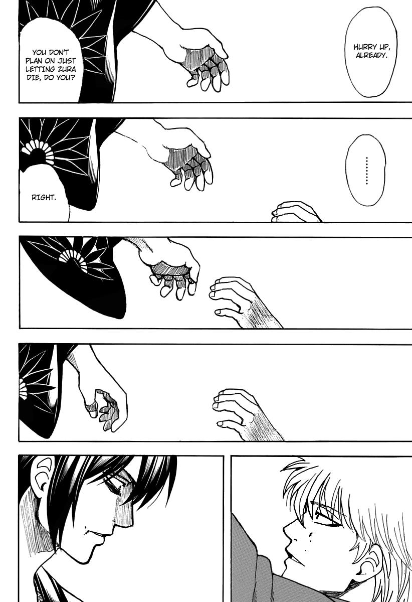 Gintama Chapter 699  Online Free Manga Read Image 52