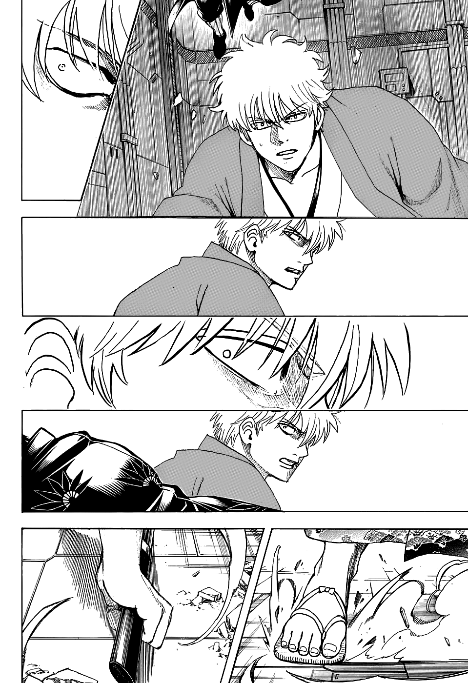 Gintama Chapter 700  Online Free Manga Read Image 18
