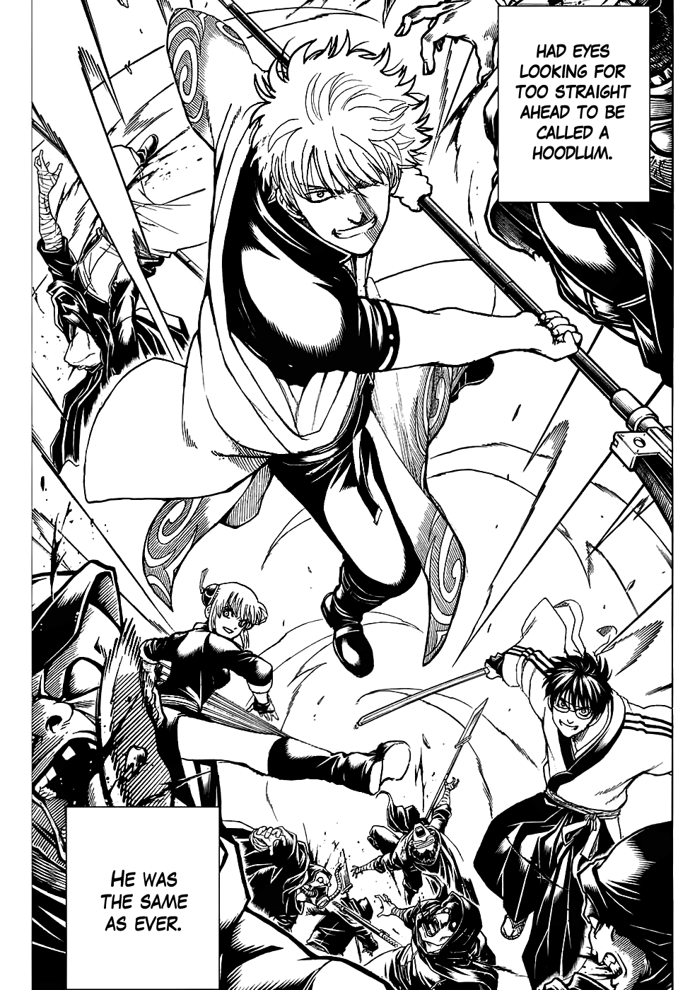 Gintama Chapter 701  Online Free Manga Read Image 28