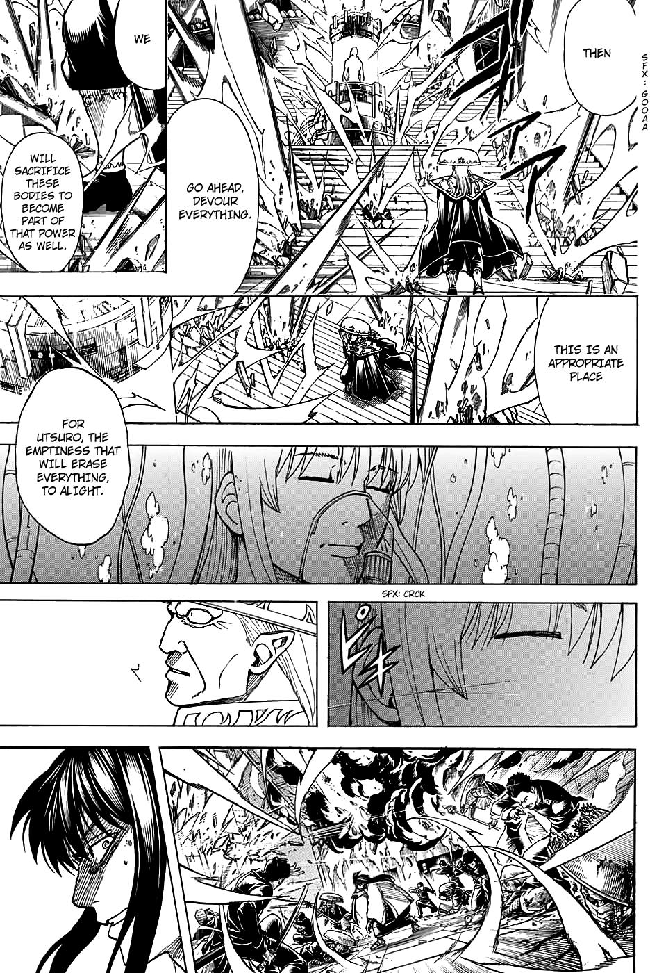 Gintama Chapter 701  Online Free Manga Read Image 39
