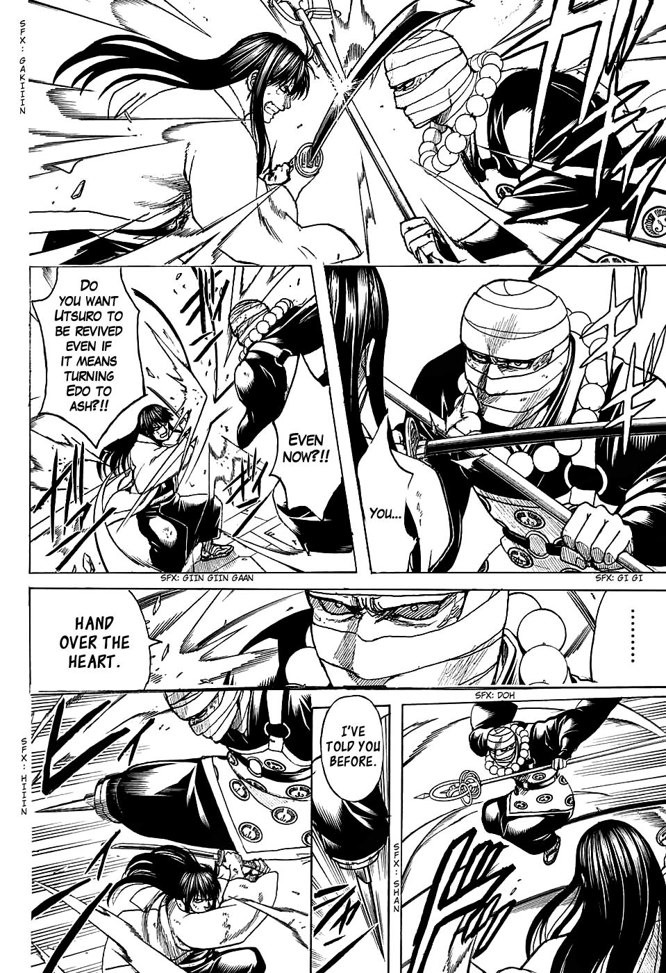 Gintama Chapter 701  Online Free Manga Read Image 40