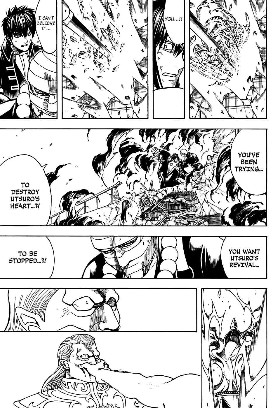 Gintama Chapter 701  Online Free Manga Read Image 45