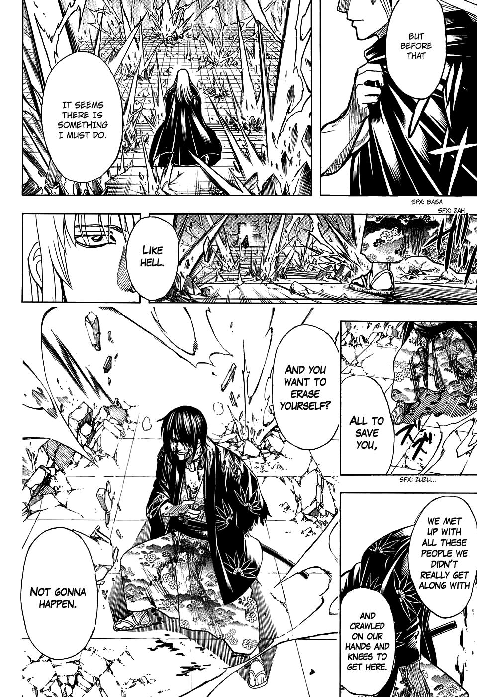 Gintama Chapter 701  Online Free Manga Read Image 48