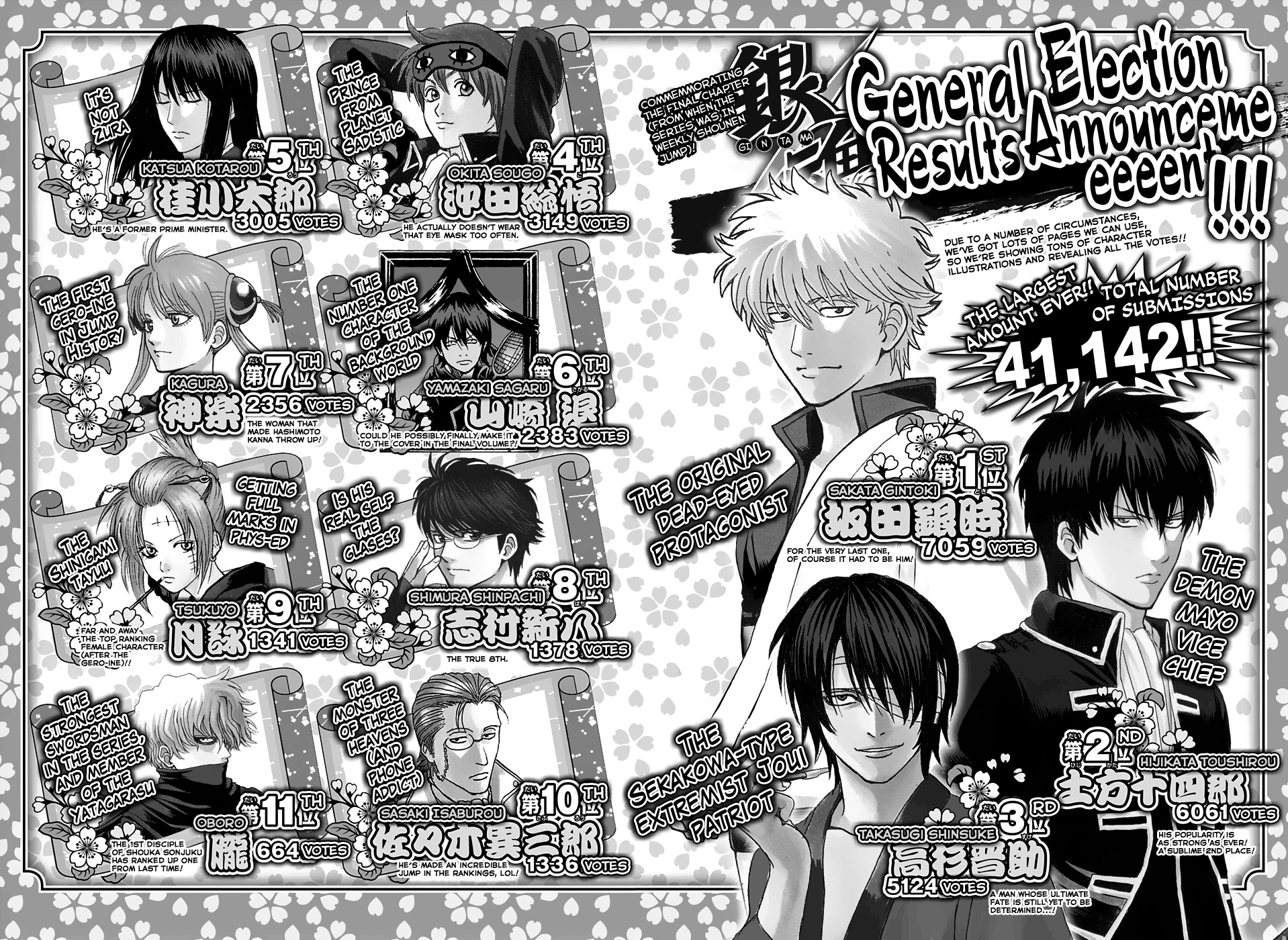 Gintama Chapter 701  Online Free Manga Read Image 51