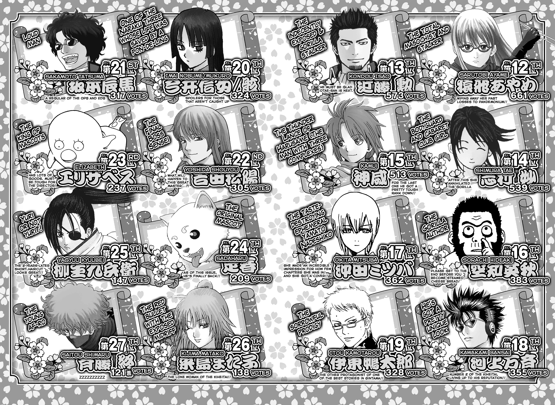 Gintama Chapter 701  Online Free Manga Read Image 52
