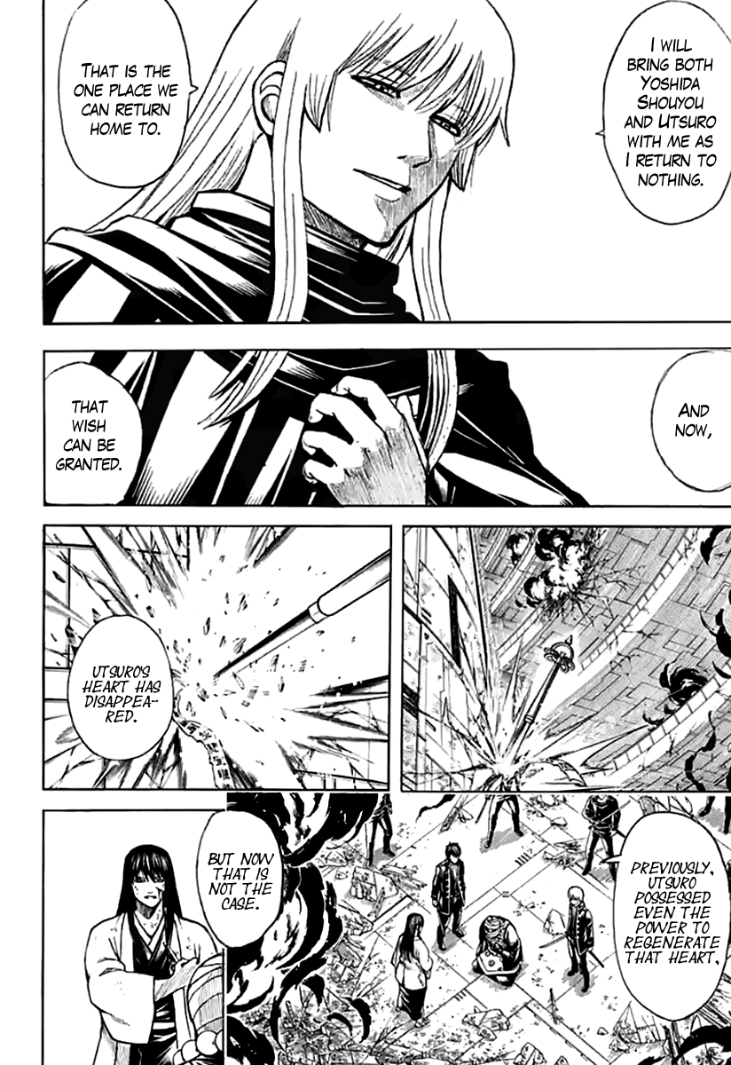 Gintama Chapter 702  Online Free Manga Read Image 12