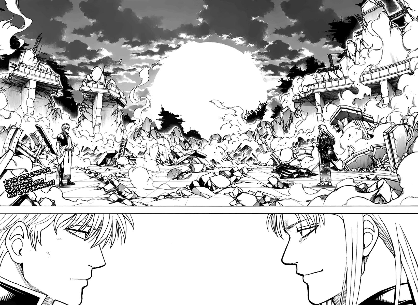 Gintama Chapter 702  Online Free Manga Read Image 28