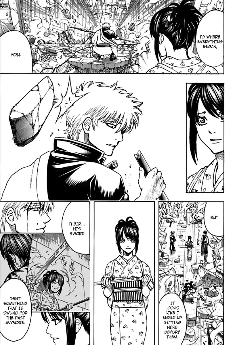 Gintama Chapter 702  Online Free Manga Read Image 7