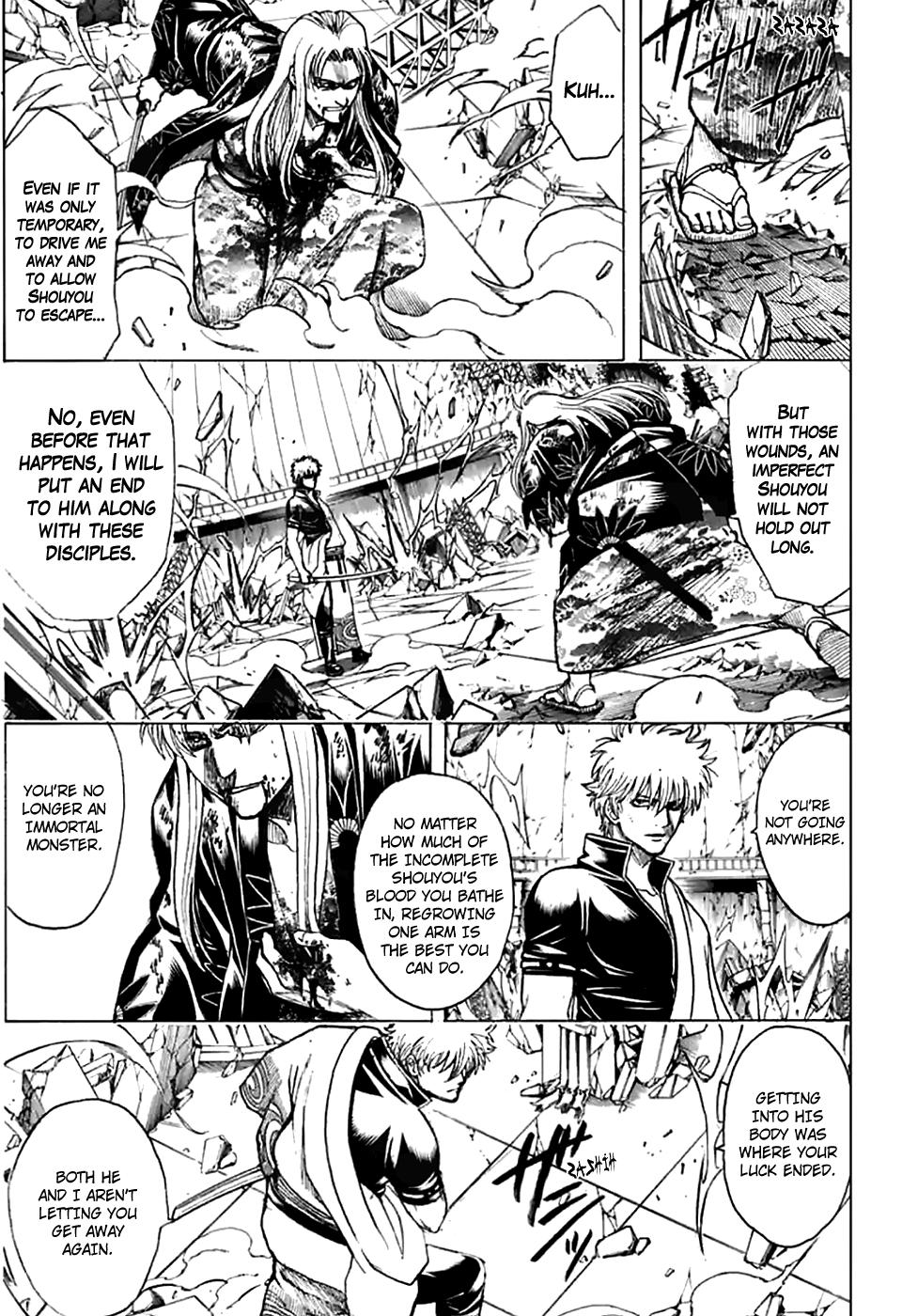 Gintama Chapter 703  Online Free Manga Read Image 18