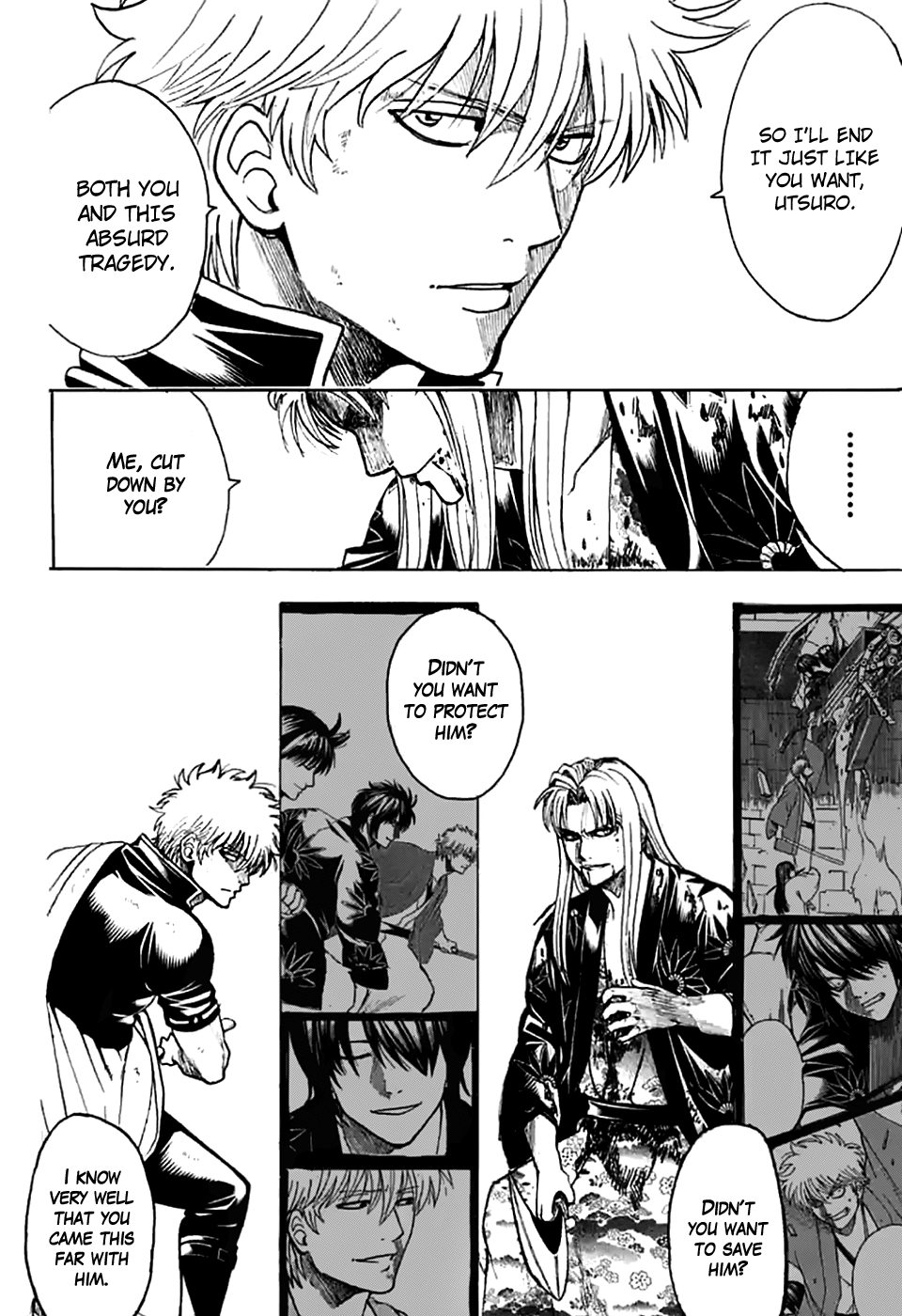 Gintama Chapter 703  Online Free Manga Read Image 19