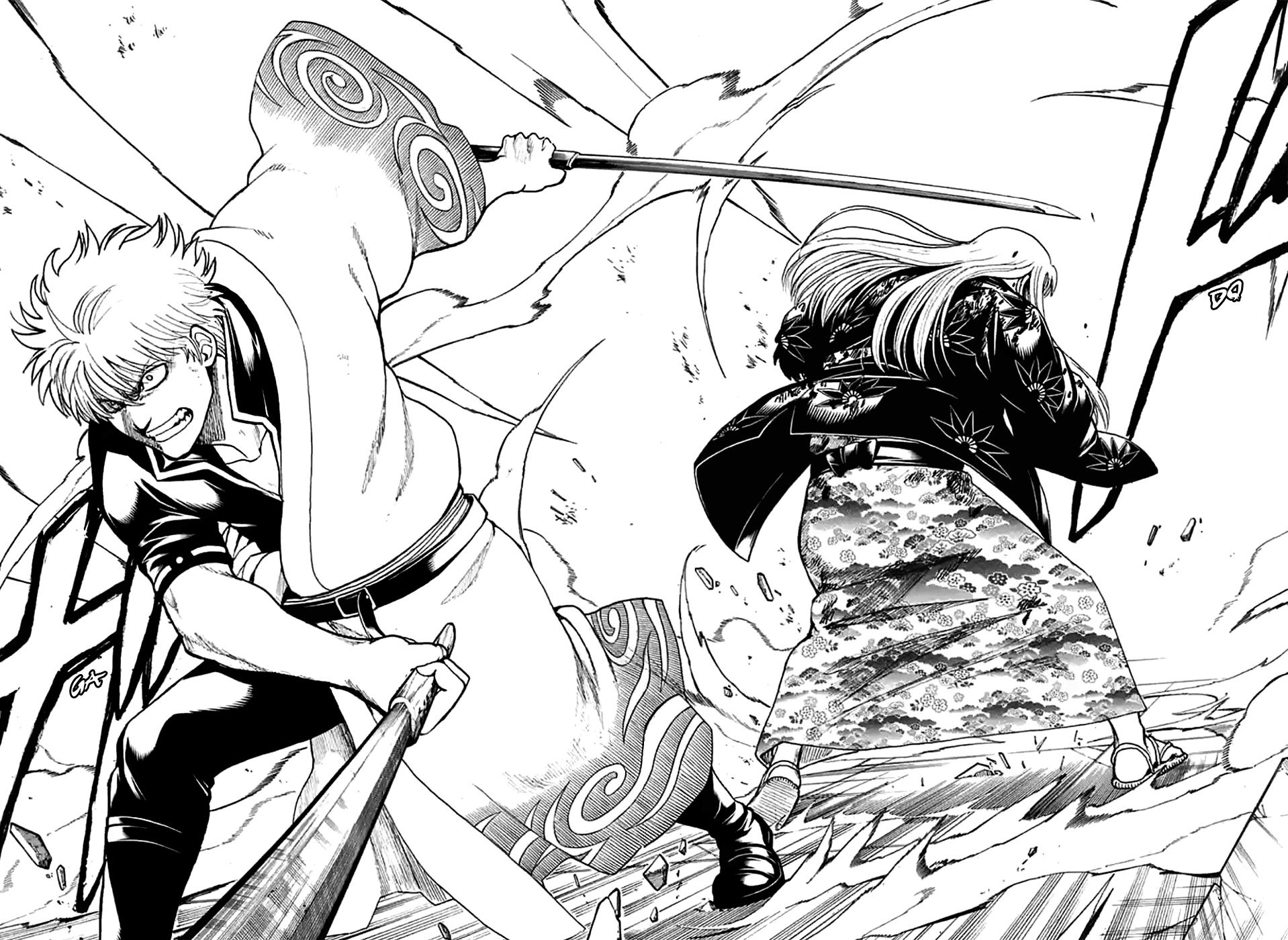 Gintama Chapter 703  Online Free Manga Read Image 29