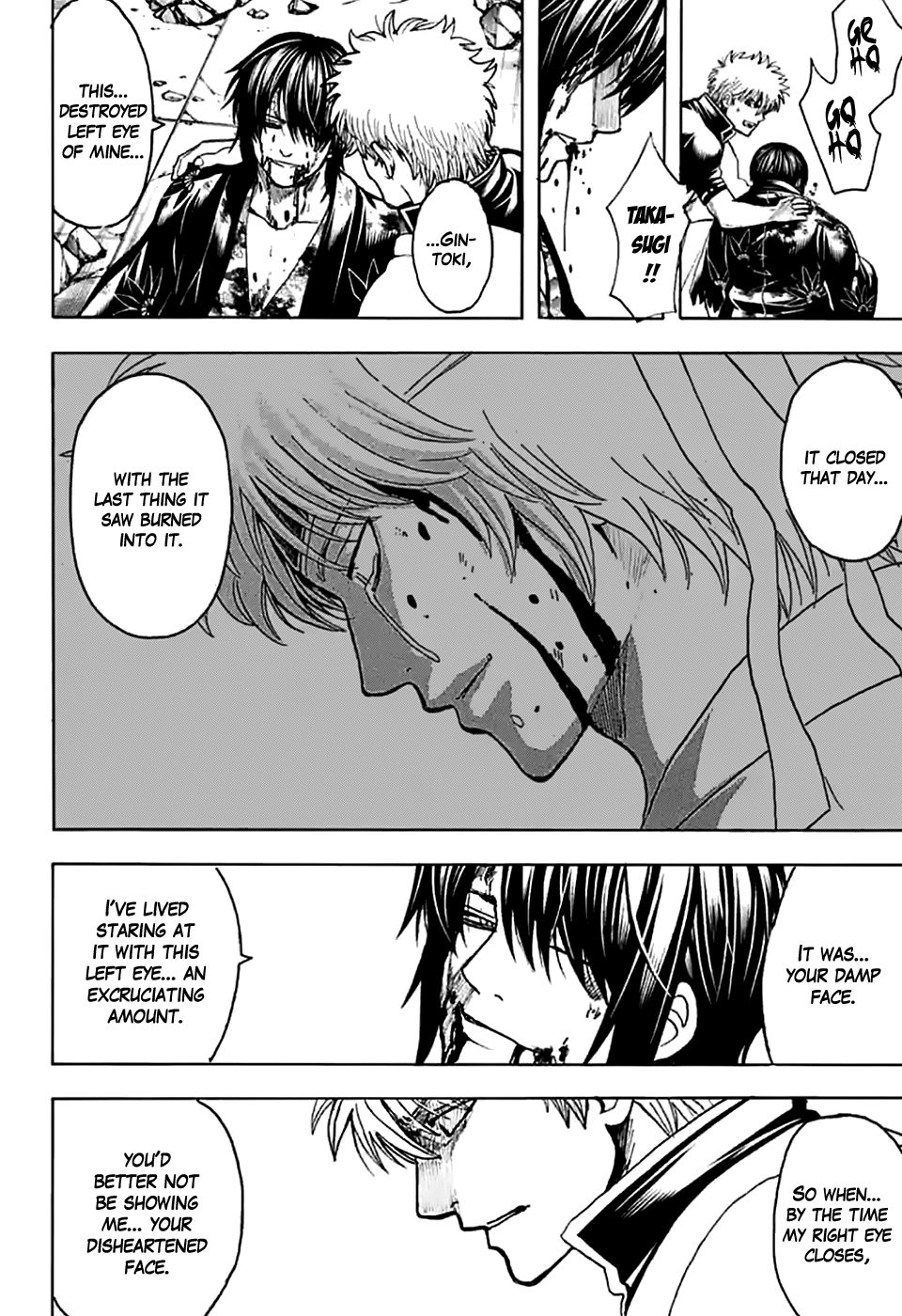 Gintama Chapter 703  Online Free Manga Read Image 38