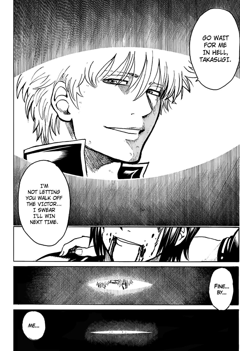 Gintama Chapter 703  Online Free Manga Read Image 40