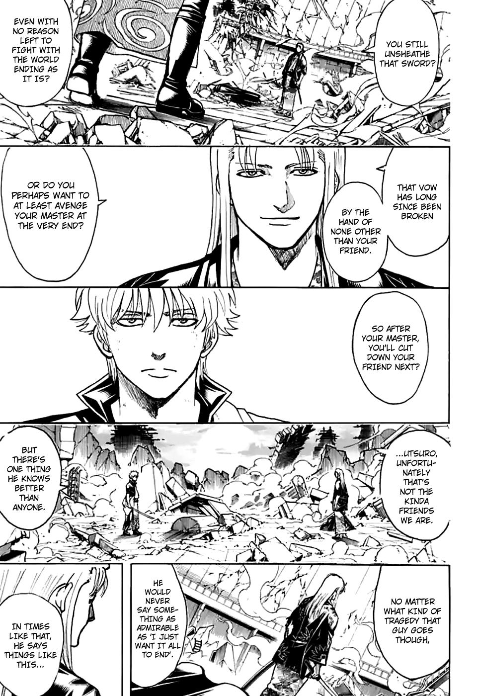 Gintama Chapter 703  Online Free Manga Read Image 6