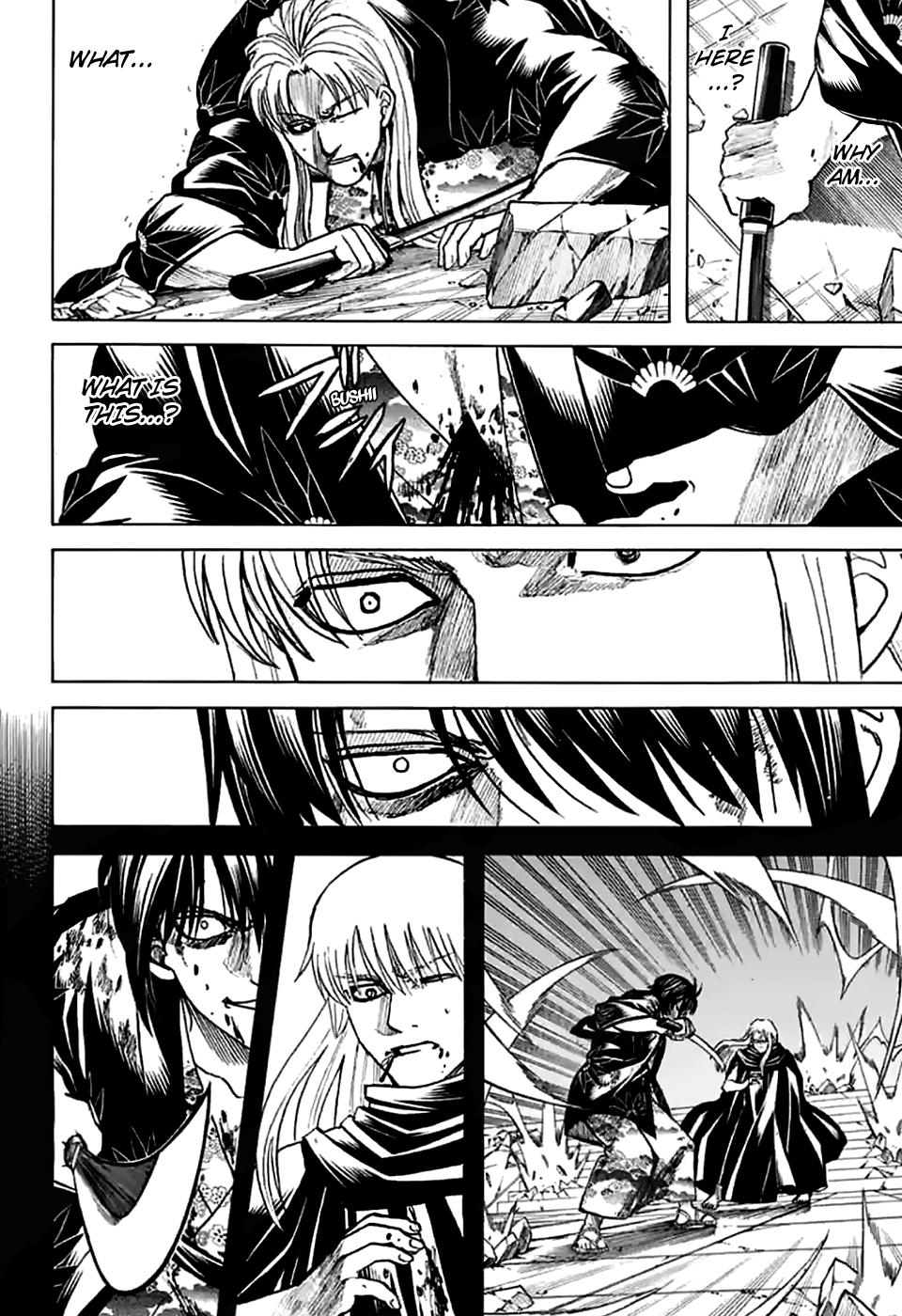 Gintama Chapter 703  Online Free Manga Read Image 9