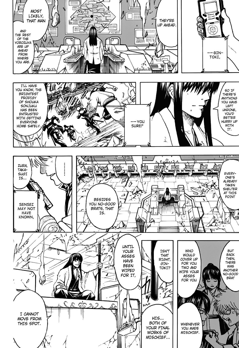 Gintama Chapter 704  Online Free Manga Read Image 12