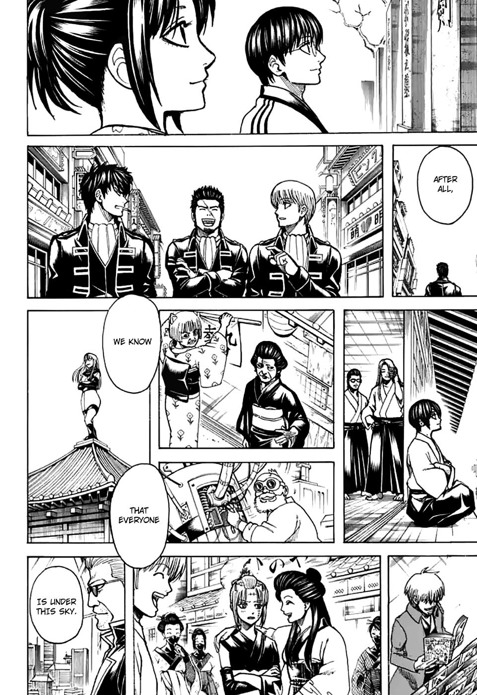Gintama Chapter 704  Online Free Manga Read Image 52