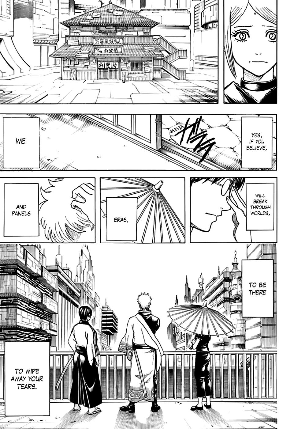 Gintama Chapter 704  Online Free Manga Read Image 55