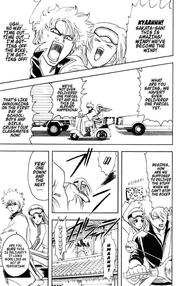Gintama Chapter 87  Online Free Manga Read Image 10