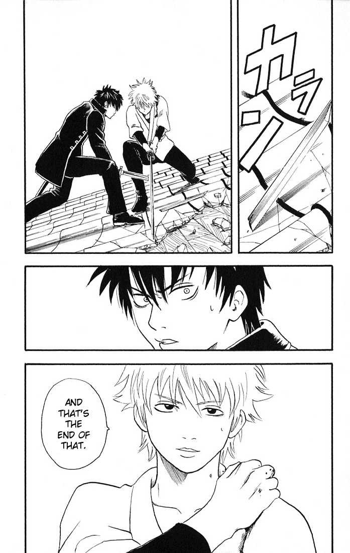 Gintama Chapter 9  Online Free Manga Read Image 20