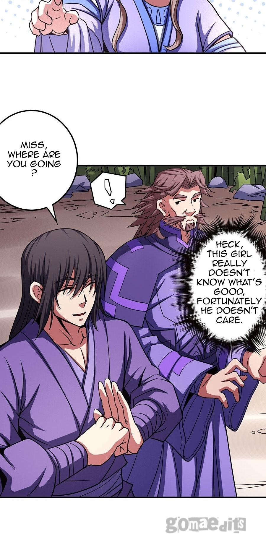 God Of Martial Arts Chapter 101.1  Online Free Manga Read Image 17