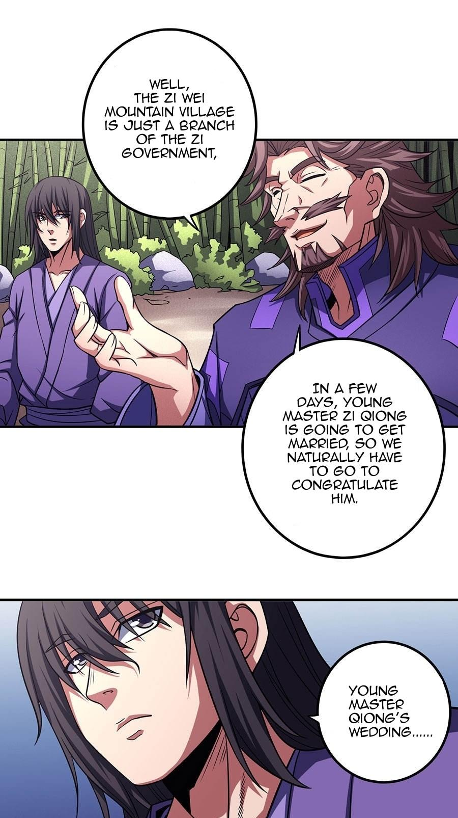 God Of Martial Arts Chapter 101.1  Online Free Manga Read Image 18