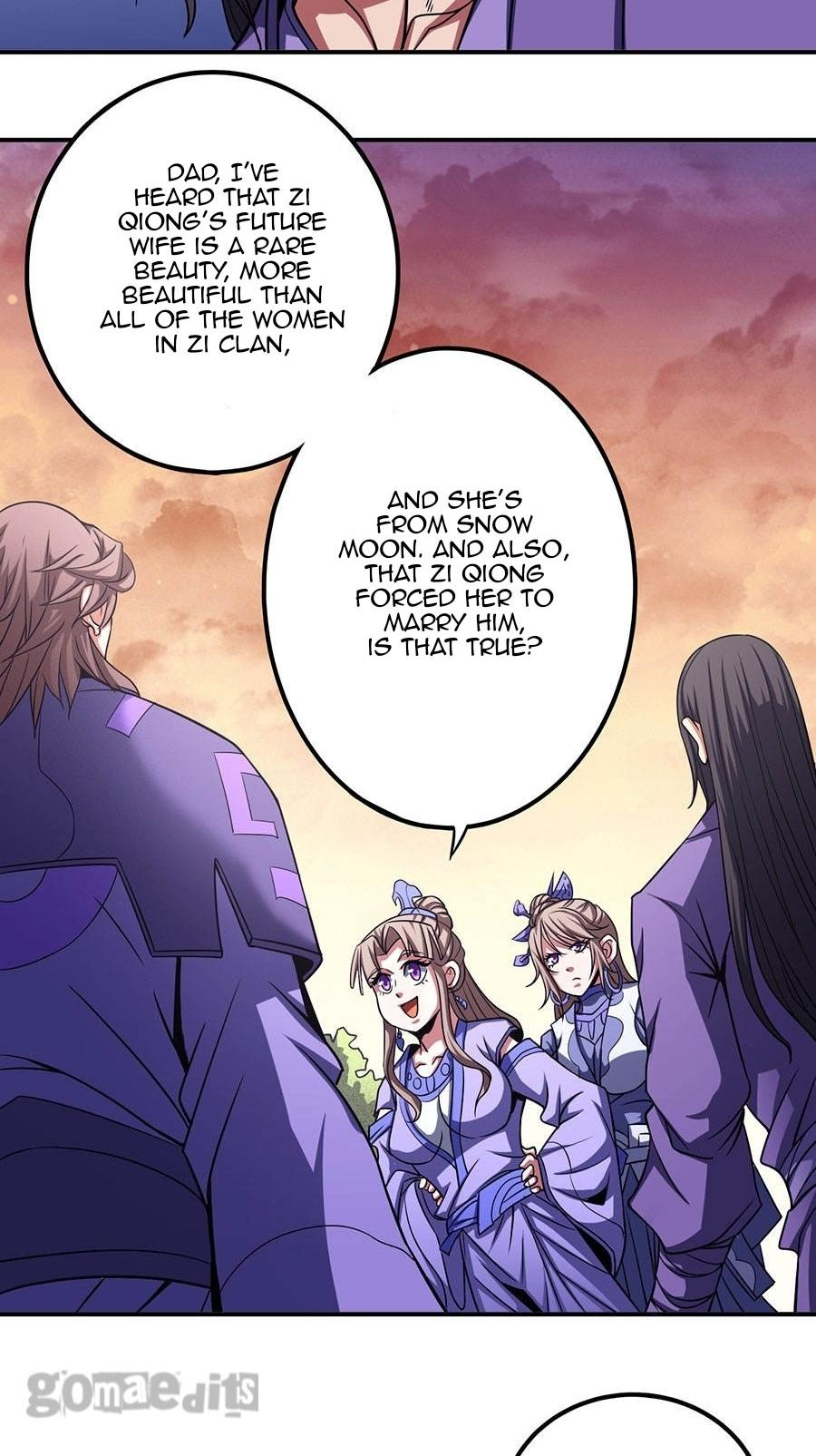 God Of Martial Arts Chapter 101.1  Online Free Manga Read Image 19