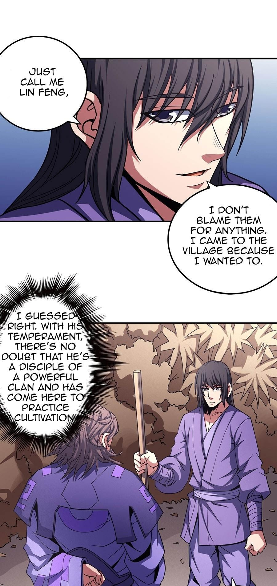 God Of Martial Arts Chapter 101.1  Online Free Manga Read Image 2
