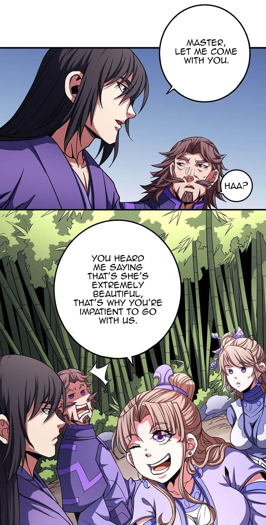 God Of Martial Arts Chapter 101.1  Online Free Manga Read Image 22