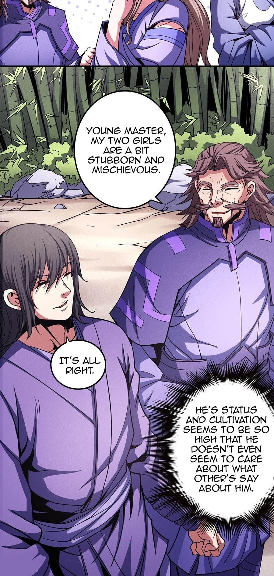 God Of Martial Arts Chapter 101.1  Online Free Manga Read Image 29